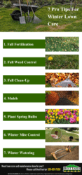 7 Pro Tips For Winter Lawn Care