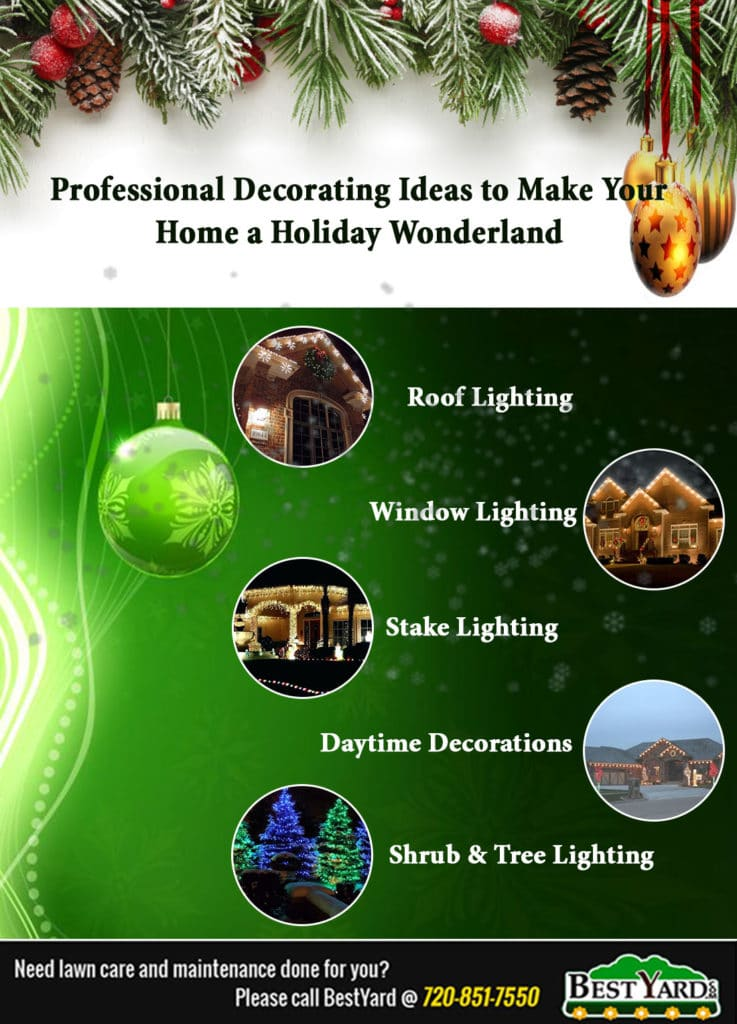 Professional Decorating ideas to Make Your Home a Holiday Wonderland