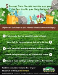 5 Summer color secrets